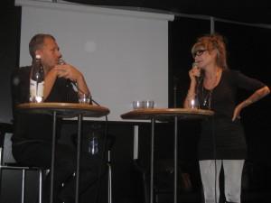 Debatt med Författarförbundets Mats Söderlund