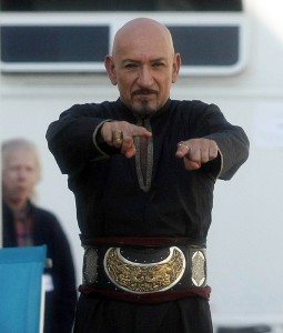 EXCLUSIVE: Ben Kingsley in Prince of Persia